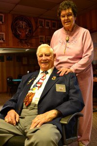"Sixty years ago on Aug. 1, 1953 in San Bernardino, Calif., Bud and Mary Lemmond said ""I do""."