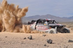 "In what is described as the ""Longest Off-Road Race in America,"" the desert was screaming last weekend when Casey Folks brought his Best in the Desert Vegas to Reno race through Mineral County."
