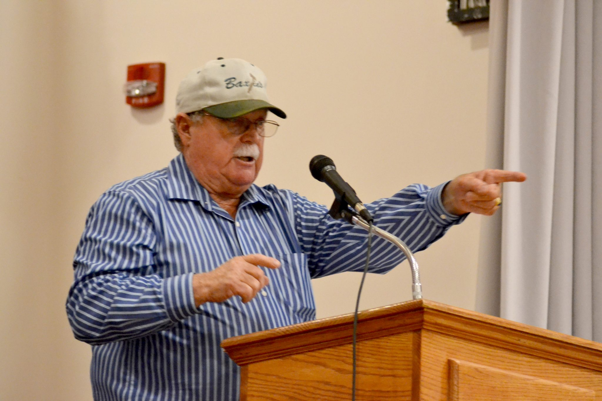 County offloads some parcels, keeps others