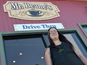 Mr. Beane's, a coffee shop on E Street in Hawthorne, opened its doors again on Aug. 2.