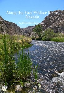 """Along the East Walker River, Nevada,"" a new book written by Sue Silver of Hawthorne, is on sale at the Mineral County Museum in Hawthorne."