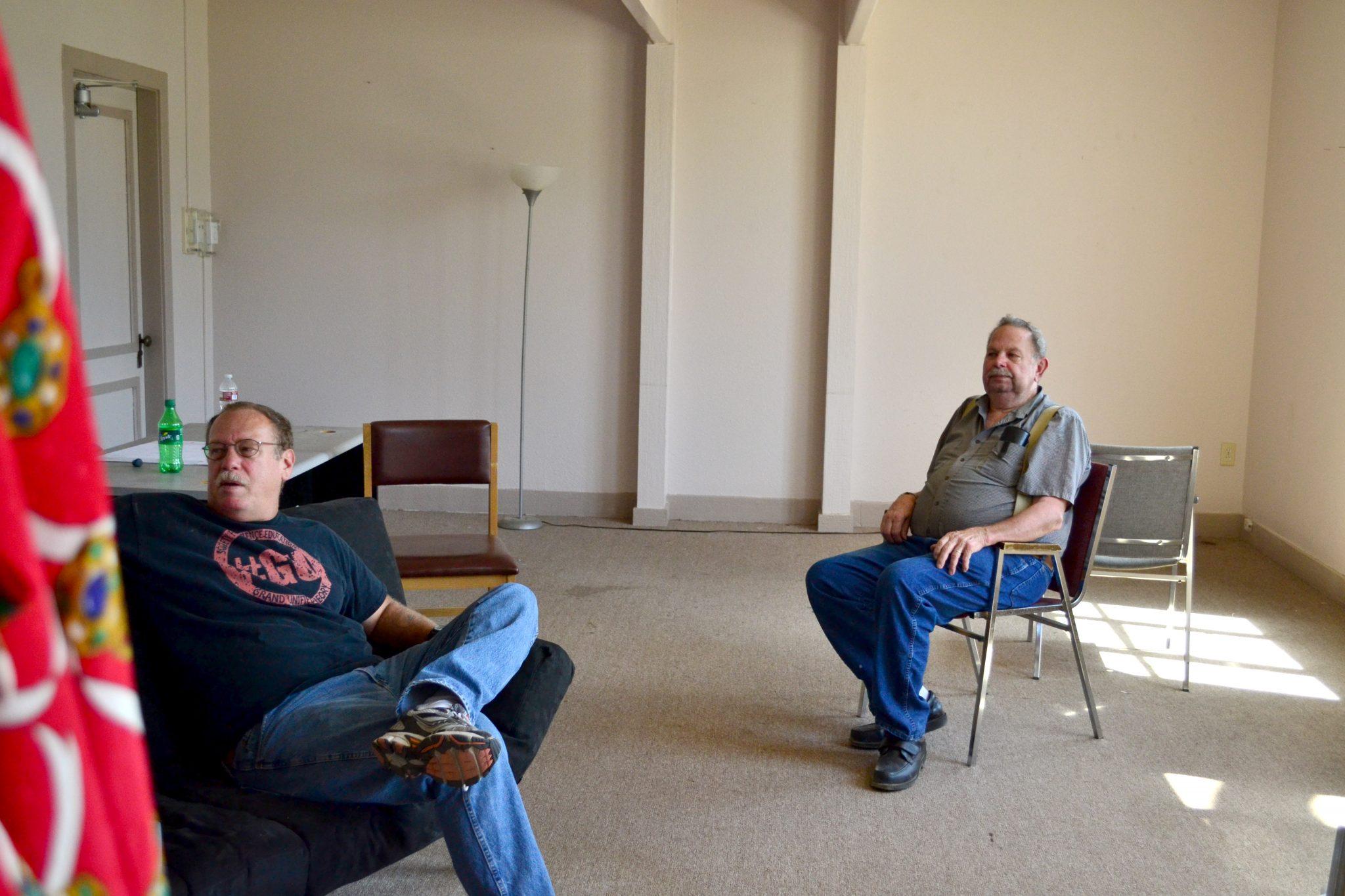 County Art Center closes its doors
