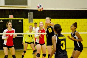 After opening the season with a home loss against Whittell High, the Mineral County High volleyball team (1-1) traveled to Big Pine, Calif. where it handily