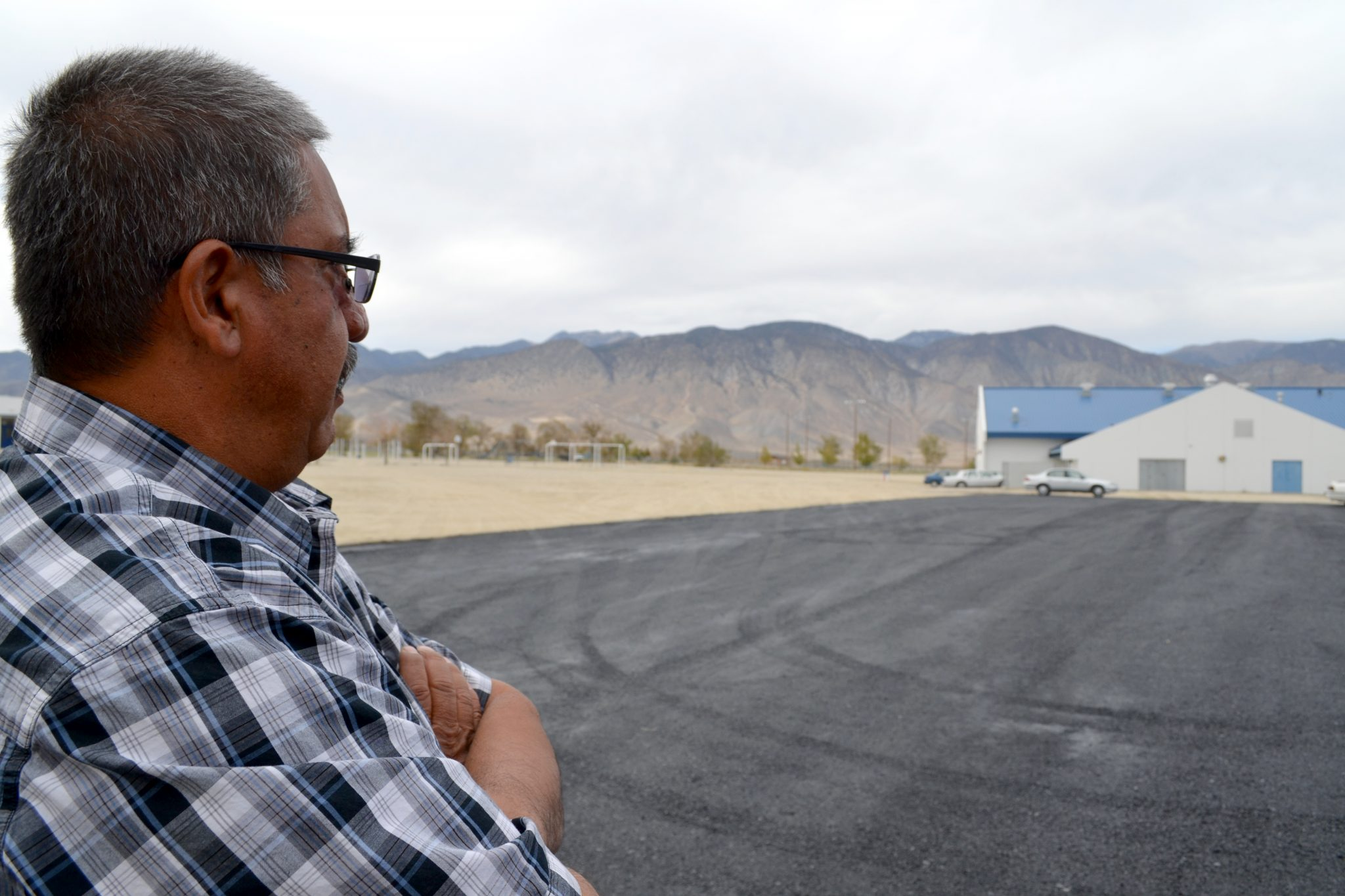 New school parking lot means less headaches