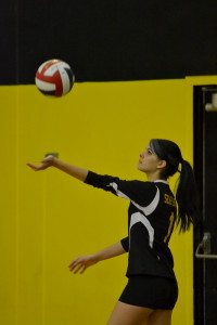 The Mineral County High School volleyball team was handed its third defeat of the regular season on Senior Night, Oct. 11 by Smith Valley, 3-0