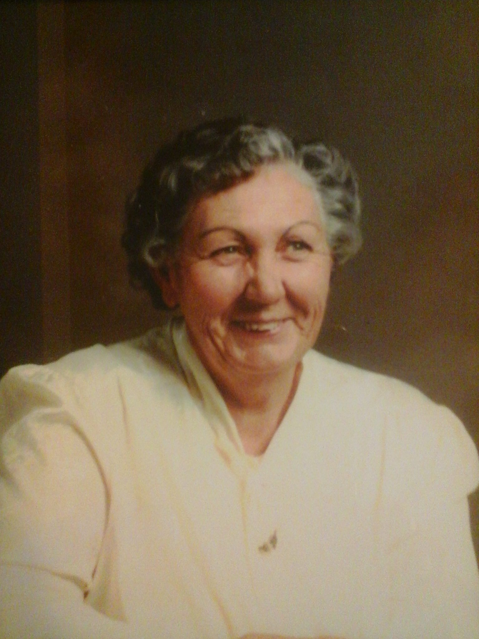Melba June (Parsons) Gentry