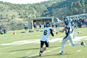 When the Mineral County High football team traveled to Virginia City, the team had high hopes. By all