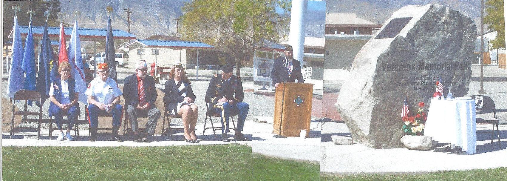 POW/MIA honored at Veterans Park