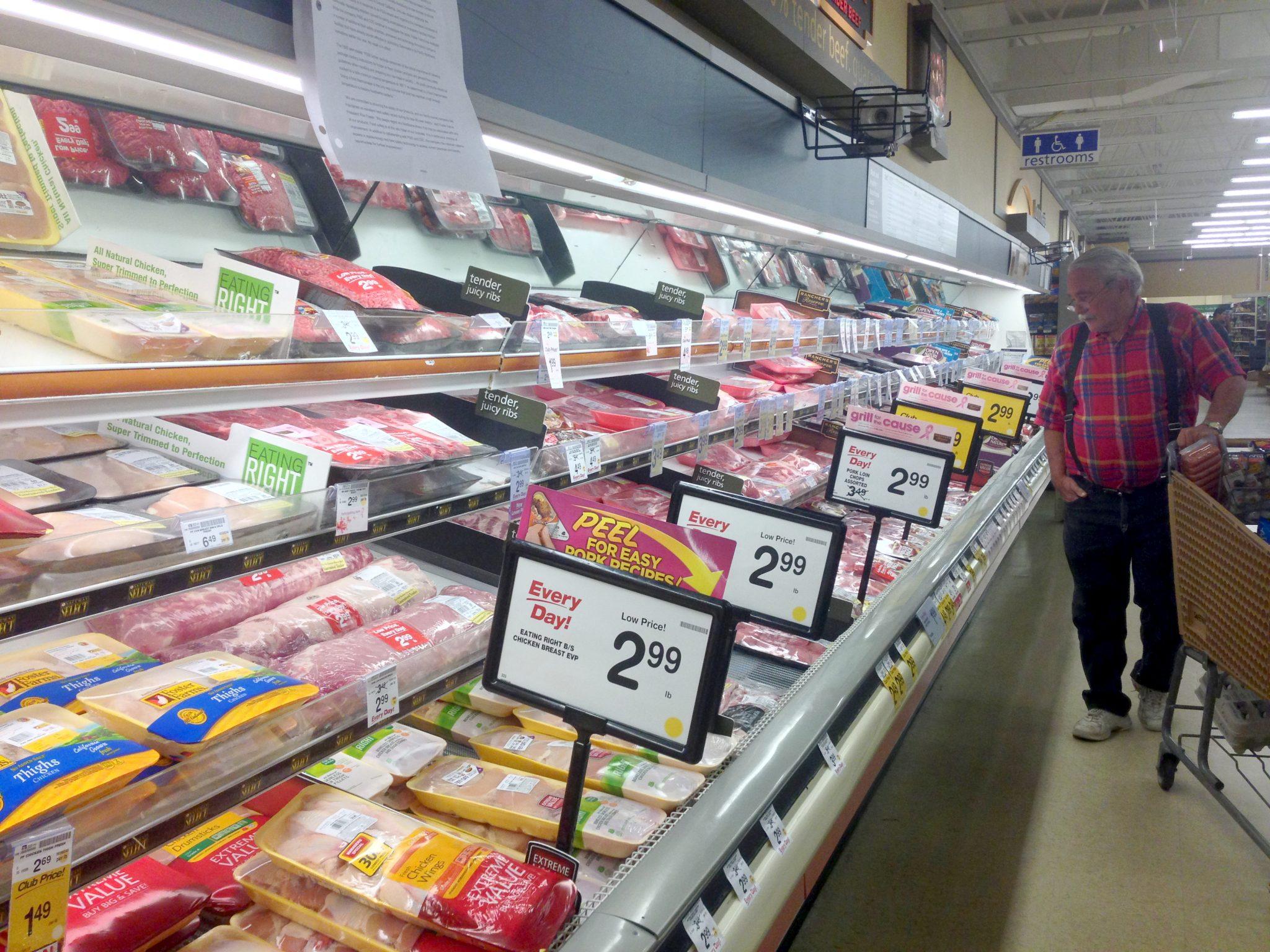 Contaminated chicken sickens eight in Nevada