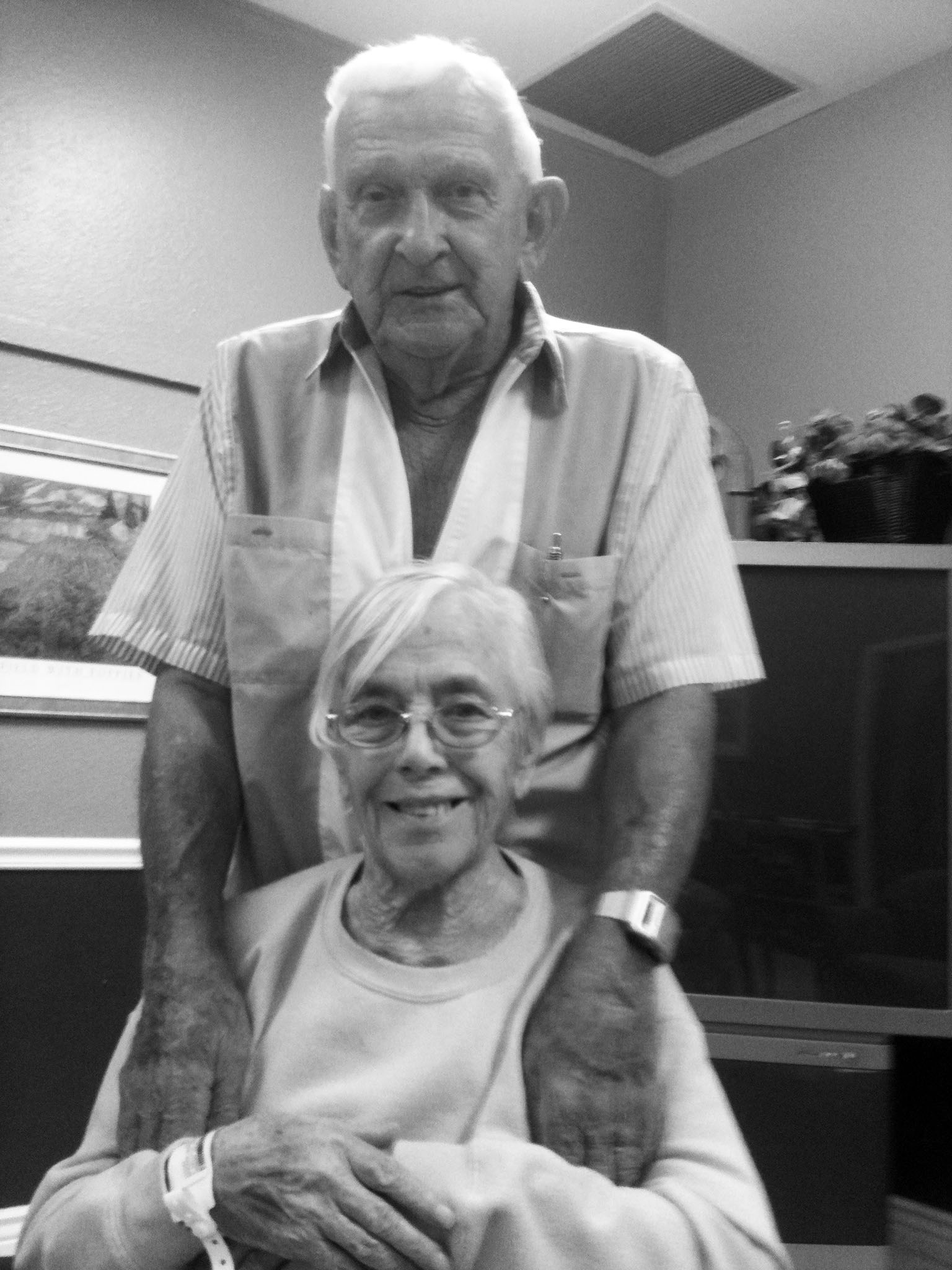 Margie and Lyle Ekstrom