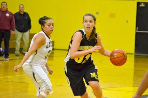 The Mineral County High girls basketball team season is off to a shaky start.