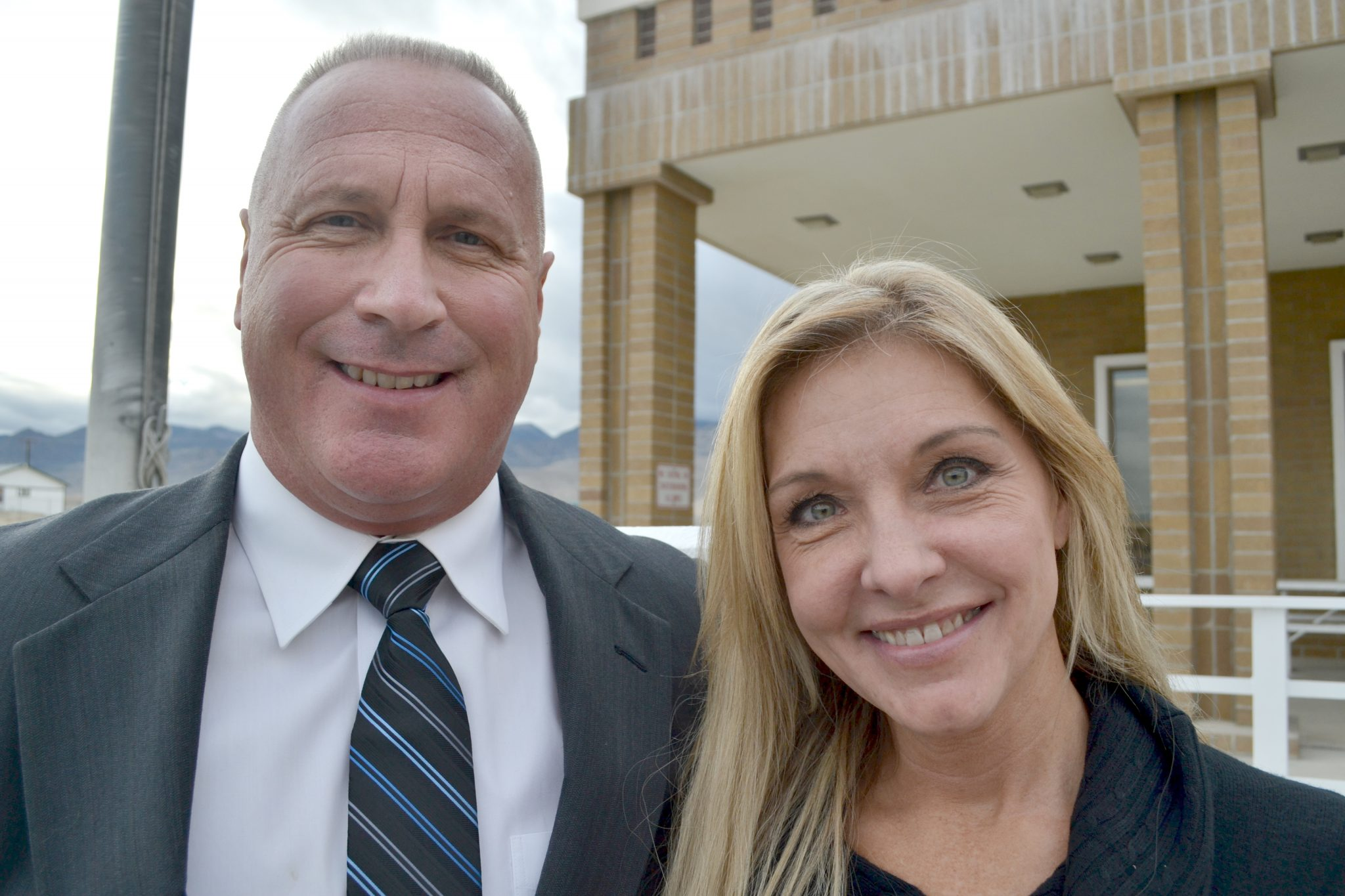 Passion drives probable sheriff appointee