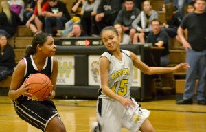The Mineral County High girls basketball team easily defeated the Excel Christian Warriors in what amounted to an exhibition game at home on Jan. 4.
