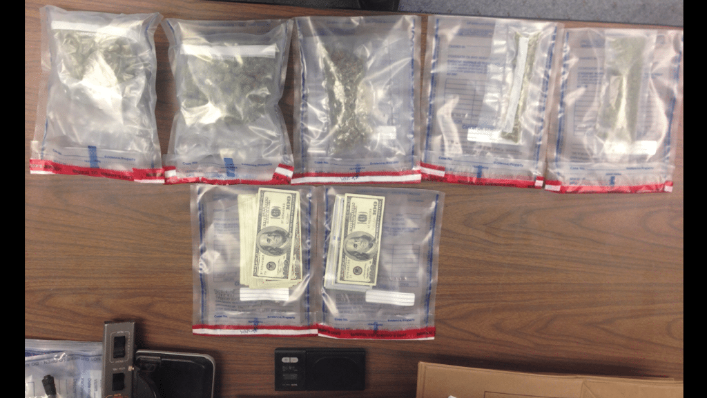Sheriff's office arrests California man on drug charges