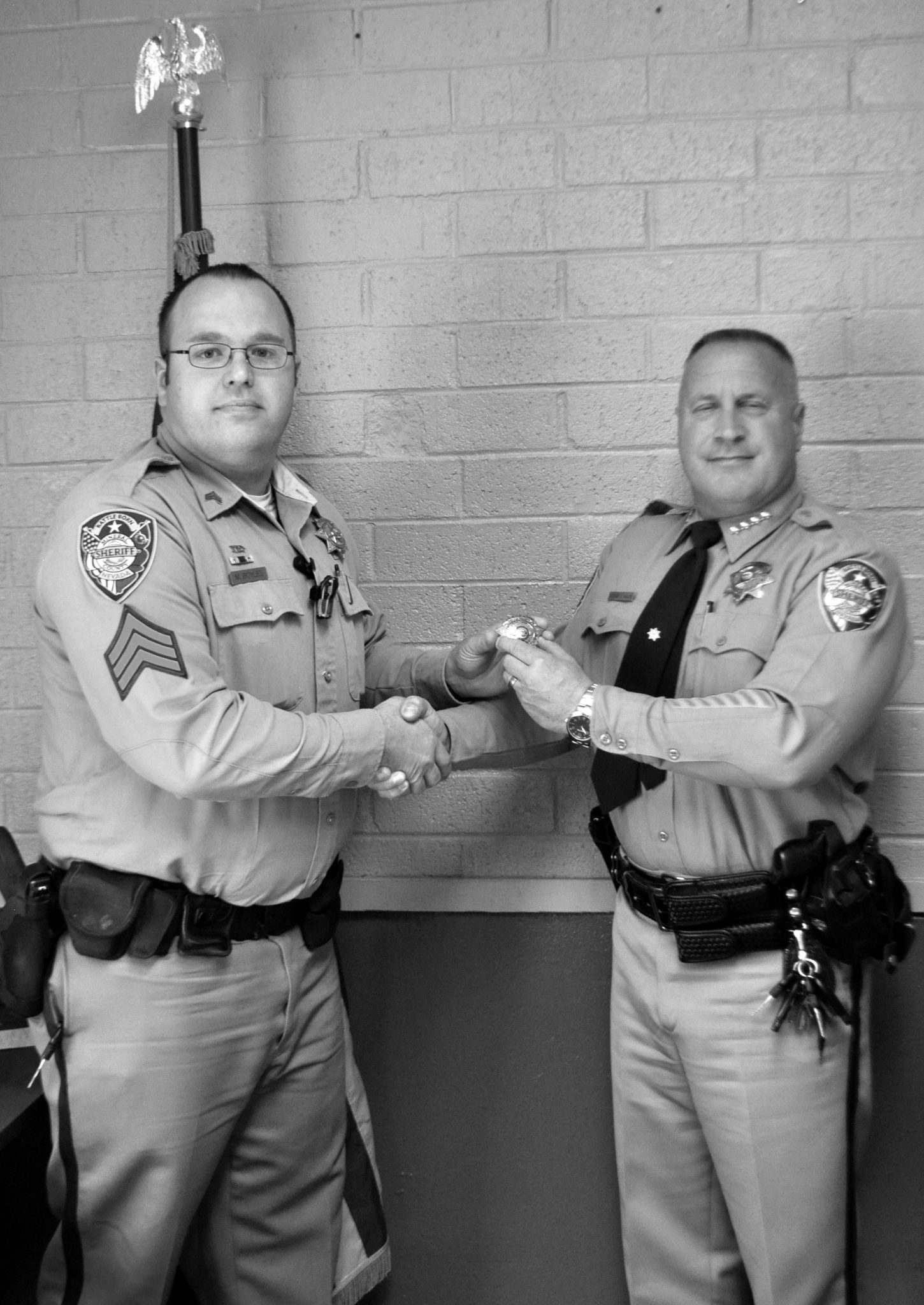Mineral County deputy promoted to sergeant