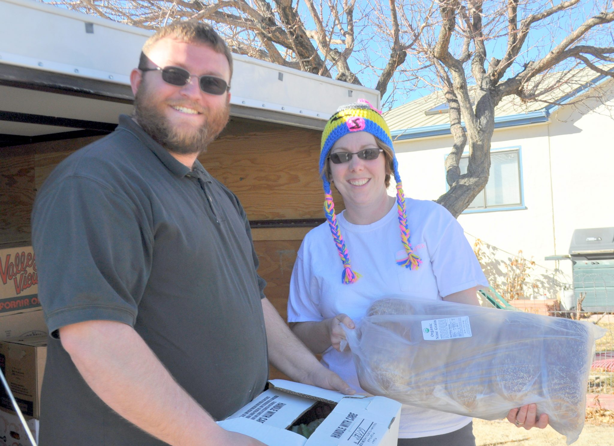 Hawthorne couple brings healthy choices to town