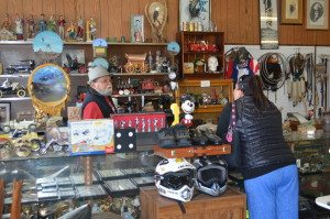 """""""By golly, if you don't see it, ask,"""" That's one of the first things you'll hear from Danny Moss, owner of Wee Hawk Pawn, after you step into the door. Stepping"""