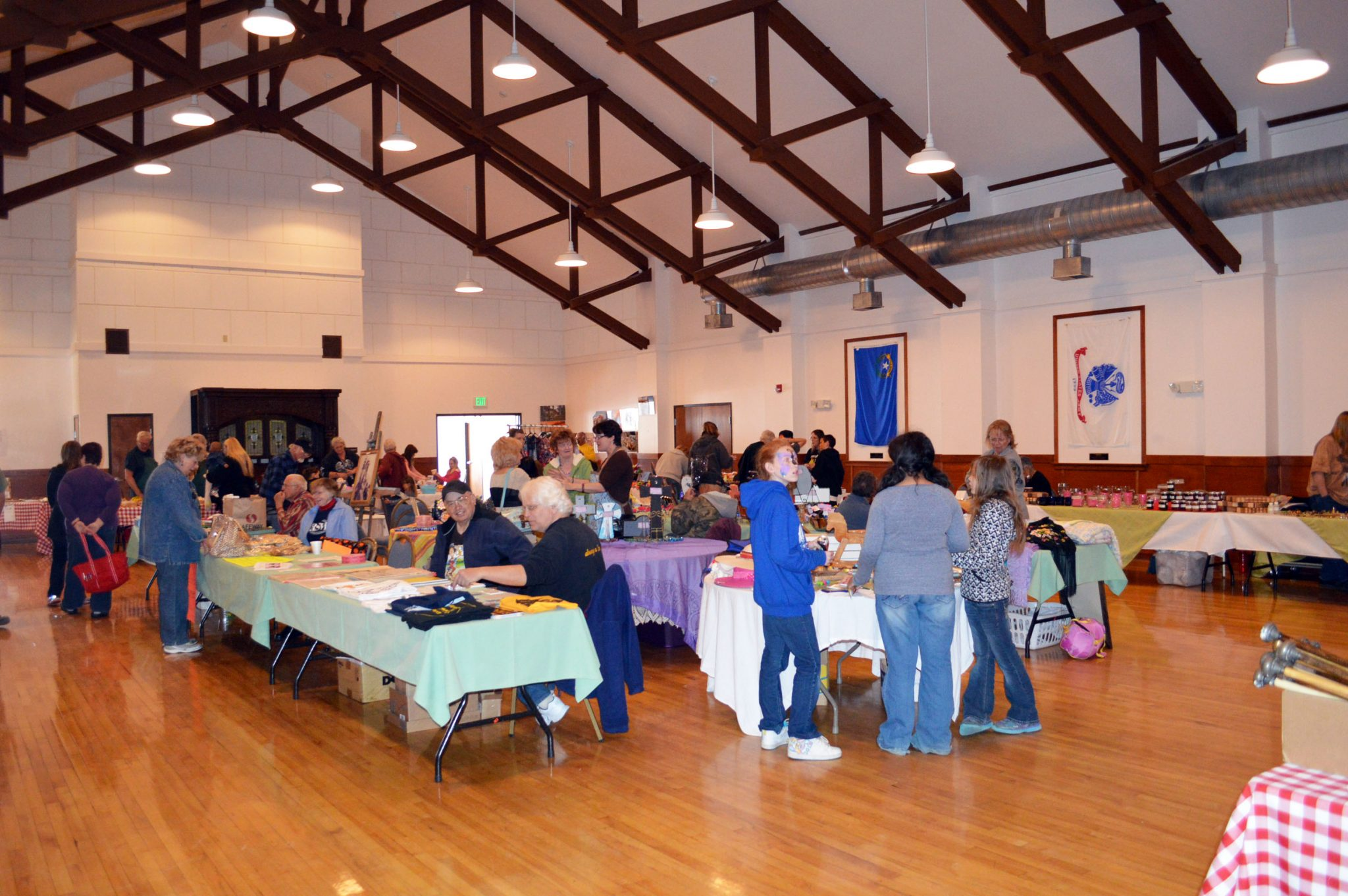 First annual spring event a huge success