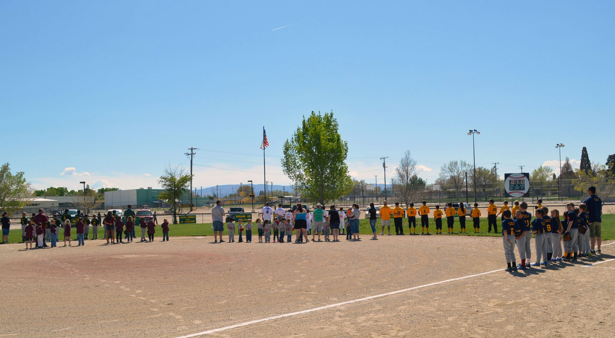 Little League season opens in Hawthorne