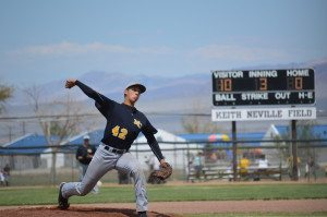 The Mineral County high baseball team continued its struggles last week, dropping a double-header against Virginia City.
