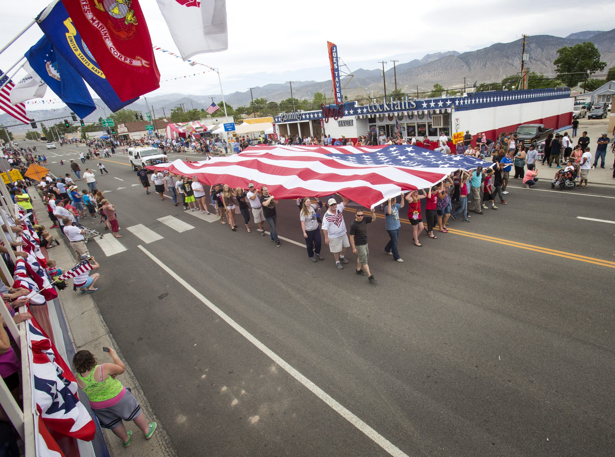 64th annual Armed Forces Day celebration a hit in Hawthorne