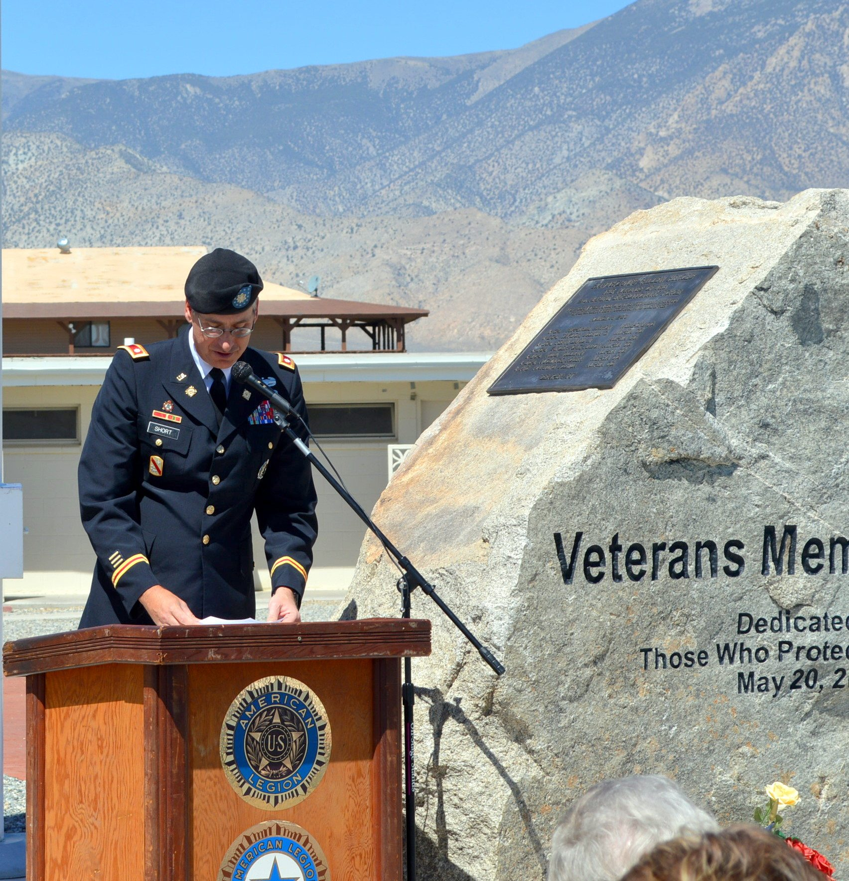 Memorial Day observed in Mineral County