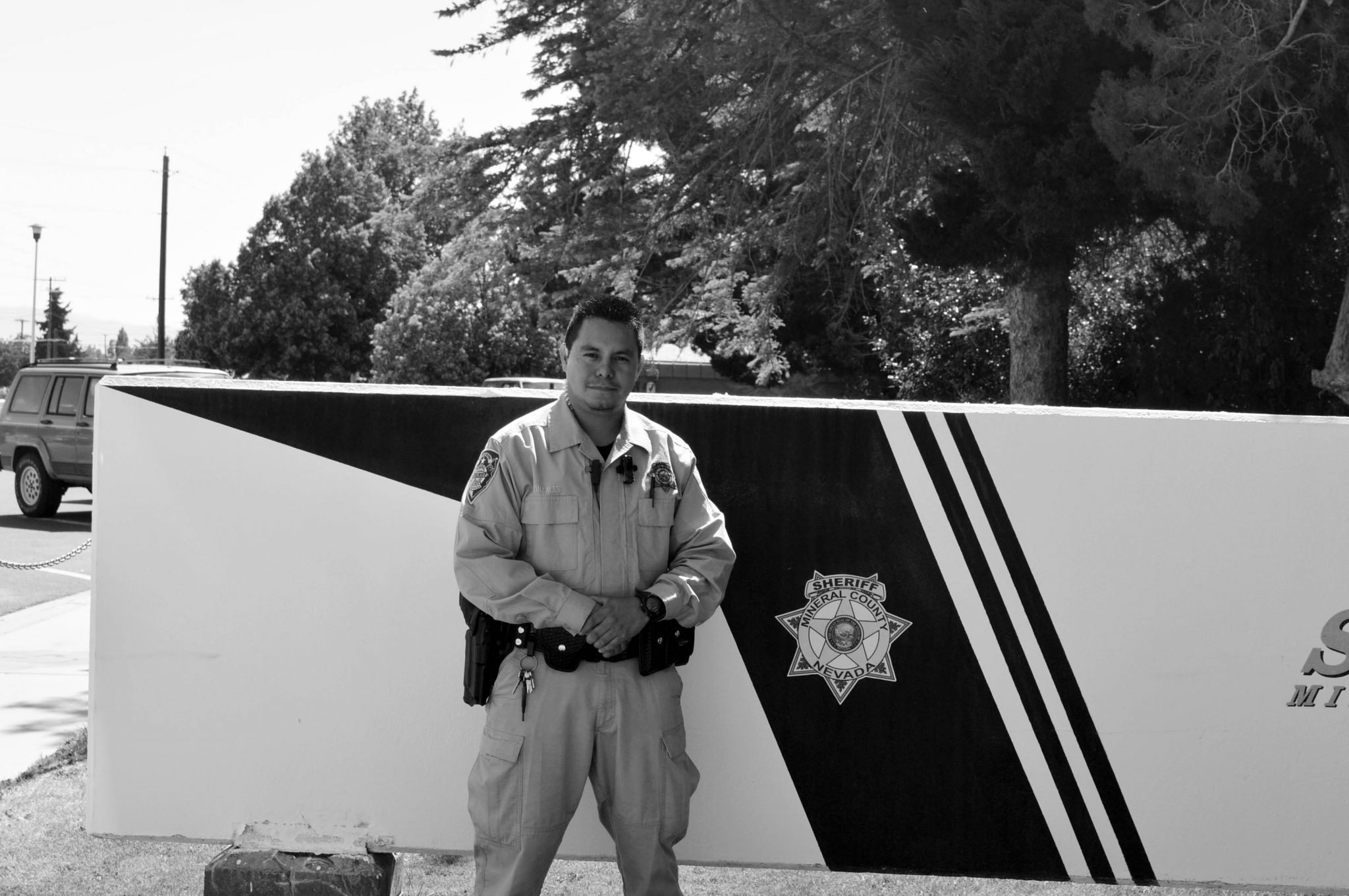 Coming full circle: Gonzales fulfills boyhood dream of law enforcement