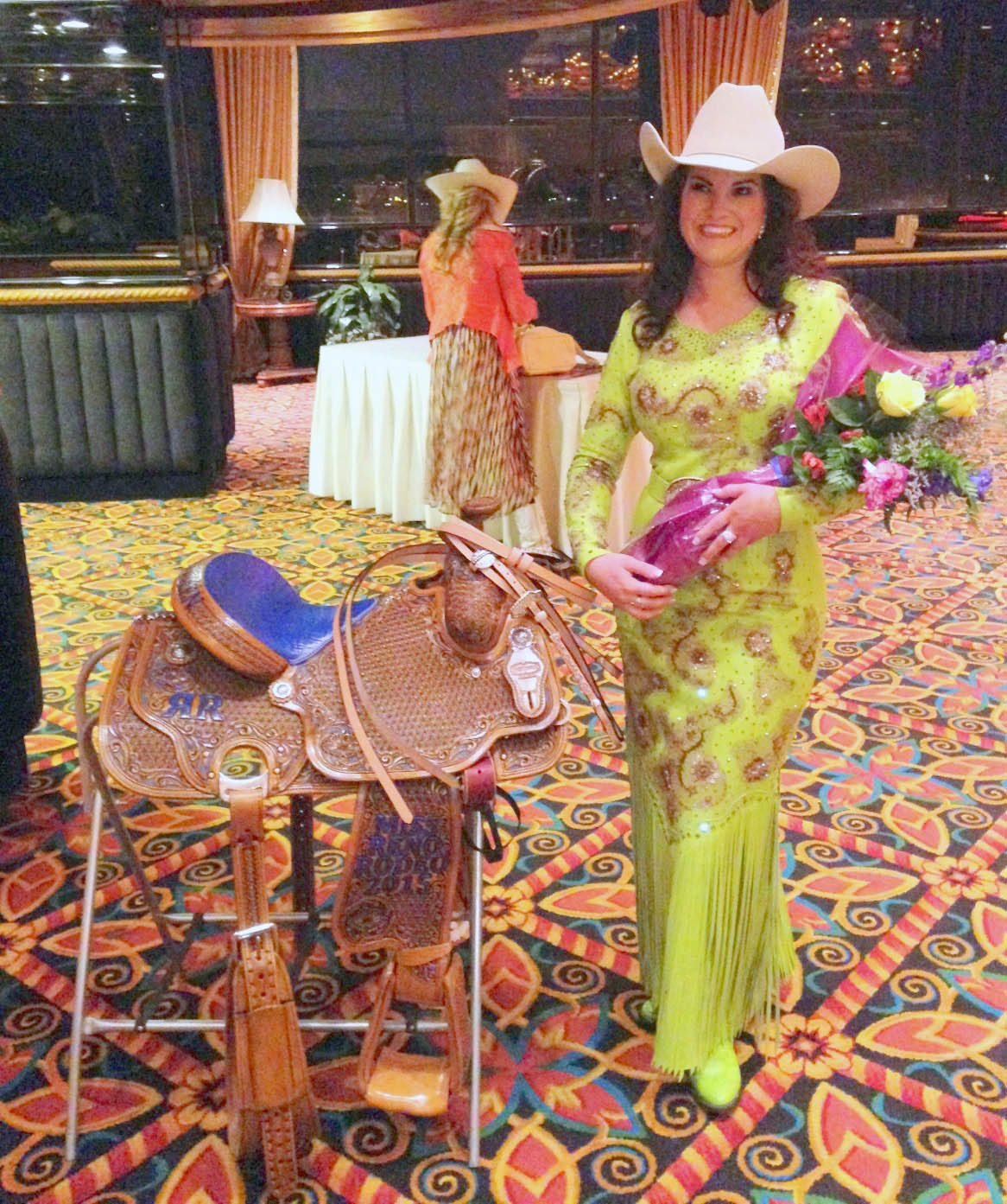 Former MCHS student named Miss Reno Rodeo