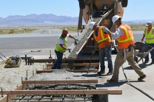 The Hawthorne Industrial Airport is undergoing a number of renovations and improvements after landing a grant of $2.7 million. Friday, June 13
