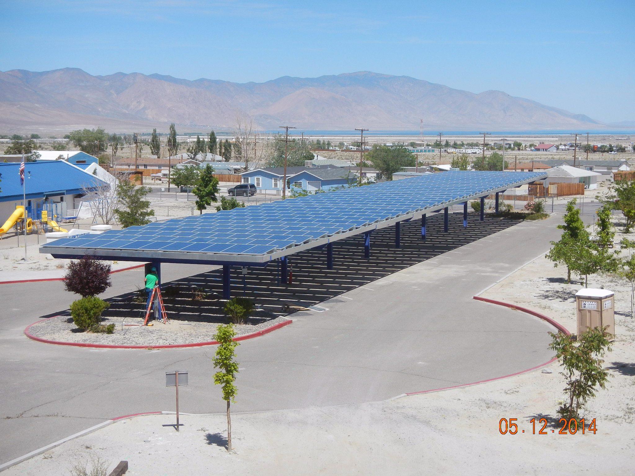 Local schools power into future with solar panel installation