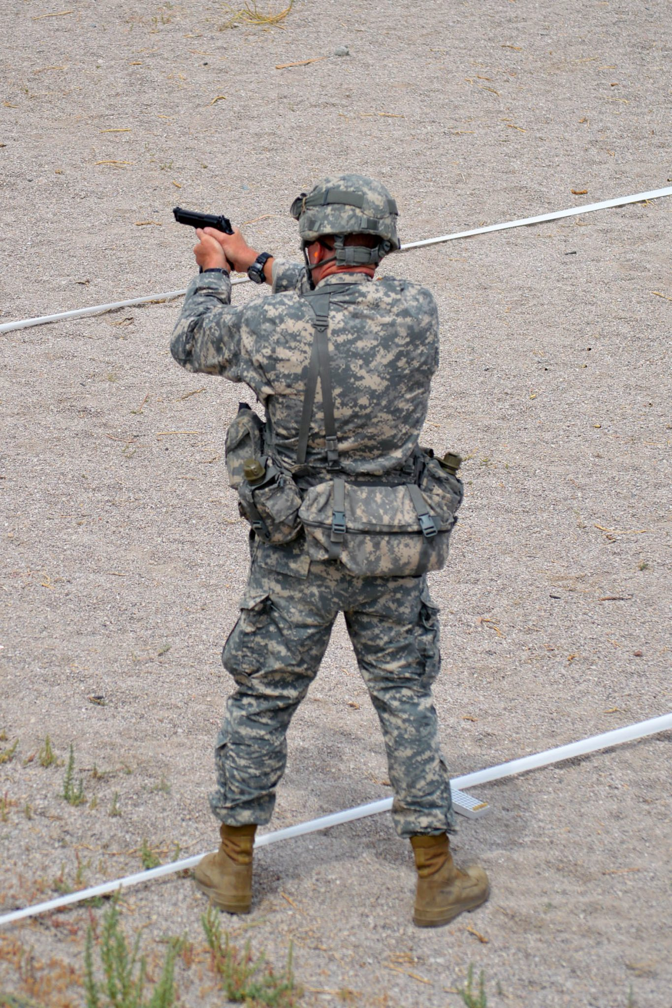 National Guard sharpshooters compete at depot