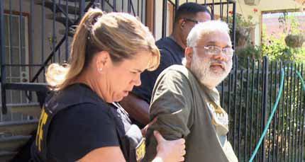 Schurz Motel Owner Arrested