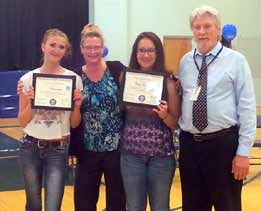 MCSD graduates 2 from technical program