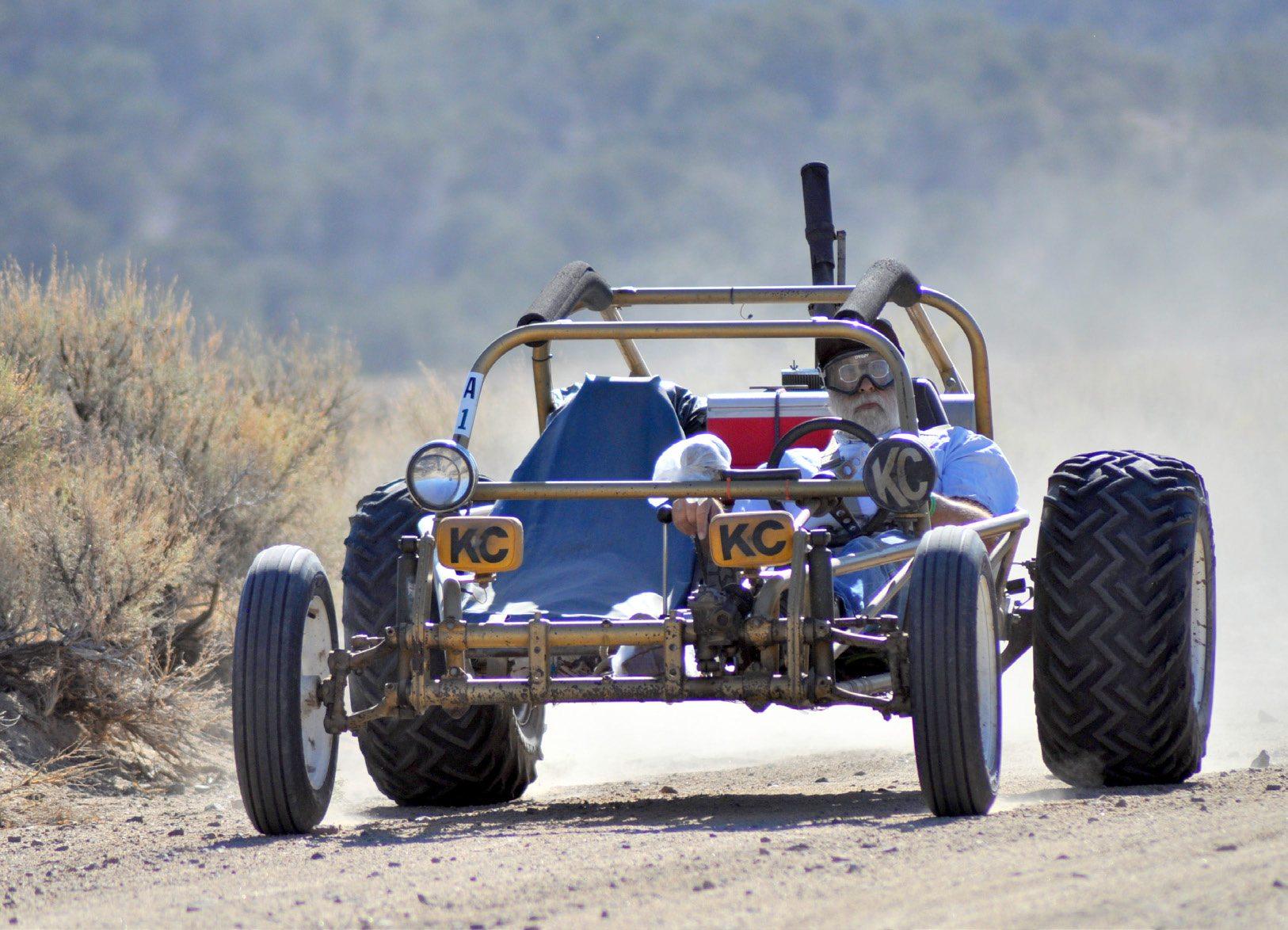 Modesto Ridge Runners hold annual High Desert Rally