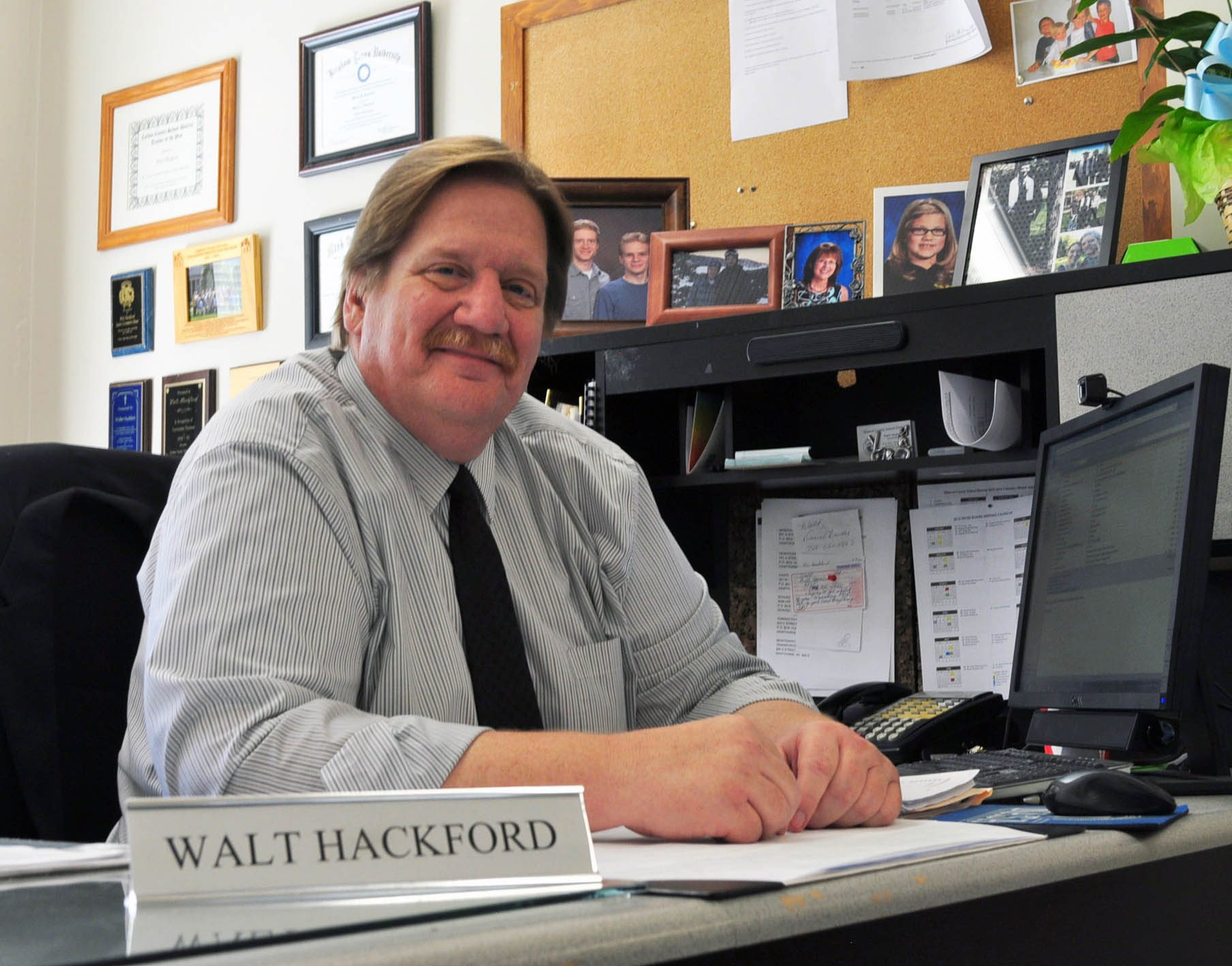 Mineral County superintendent discusses visions, goals as 2015-16 school year looms