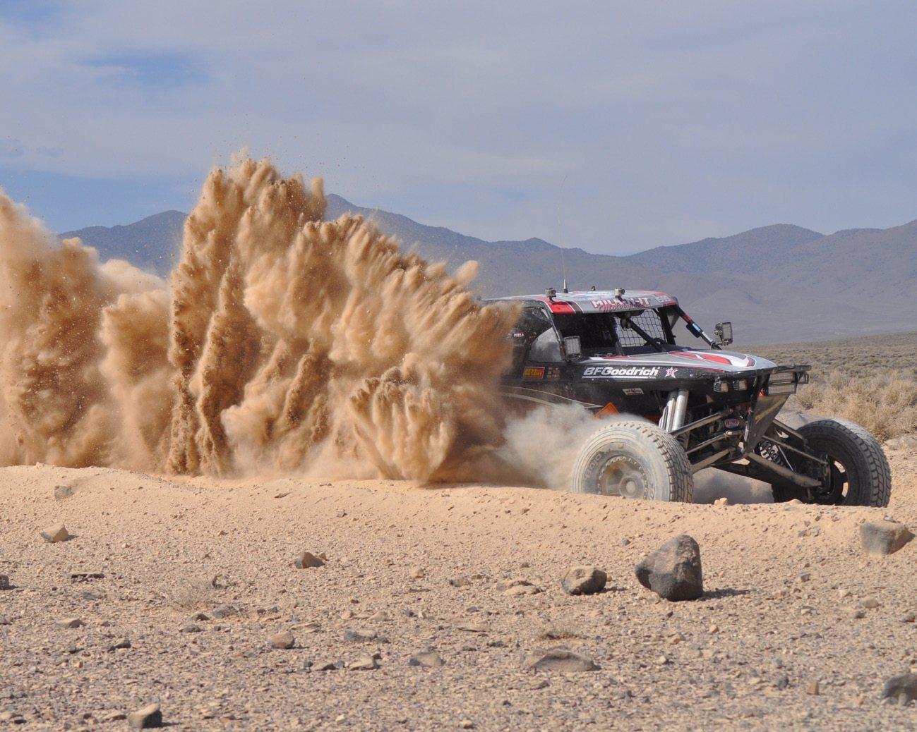 Vegas to Reno off-road race set to roar through county