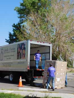 Catholic Charities provides food for less fortunate