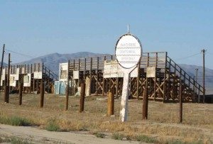 Heidi Bunch The Mineral County Airport Land Use Advisory Board is expected to finalize a lease next week for the abandoned Hawthorne Centennial Racetrack. The last lease on record for the property was with the Western Nevada Dirt Track Racing Association in 1991.