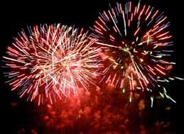 Fireworks event set for next weekend