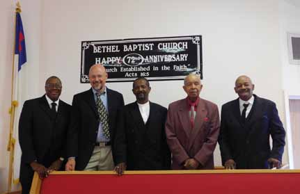 Mineral County church celebrates 72nd anniversary