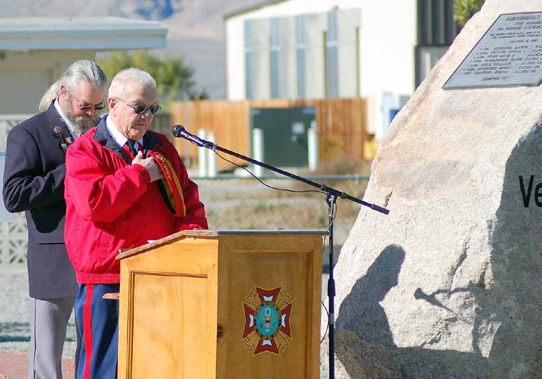 Veteran's Day a celebration  of life fighting for freedom