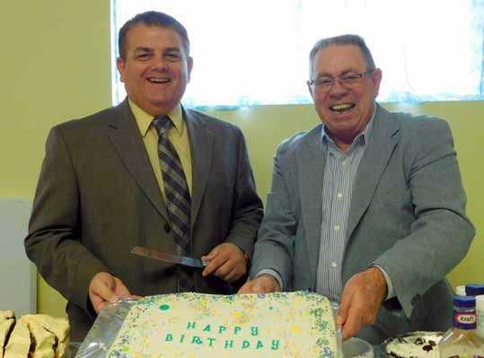 Hawthorne church celebrates 68th birthday