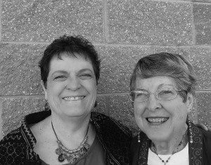 Linda Young, left, with her mother, Della.