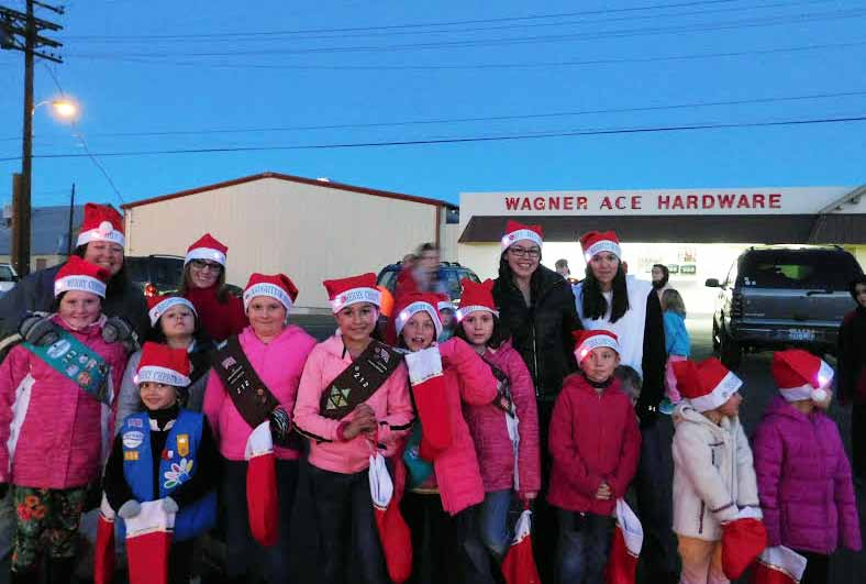 Community Christmas Parade of Lights illuminates Hawthorne