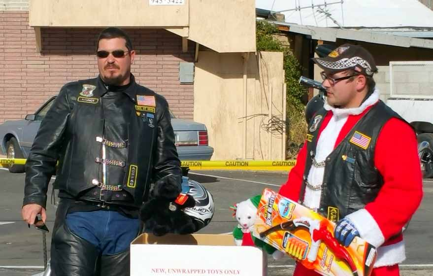 Toy run benefits local kids during the Holidays