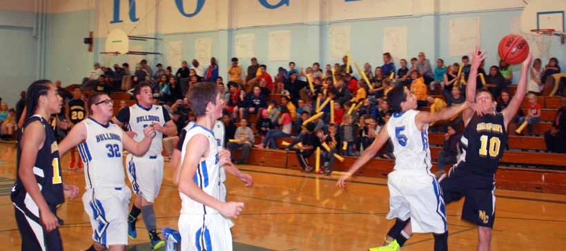 MCHS teams finish 2-3 in Serpent Classic