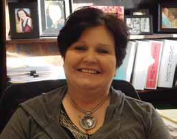 Sheri Samson MCSD grant manager Shelly Lovitt.