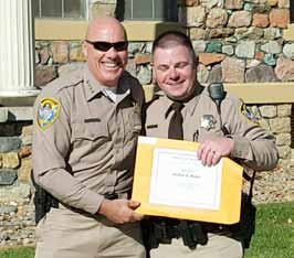 Local officers graduate from POST academy