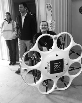 Army Depot holds drone showcase
