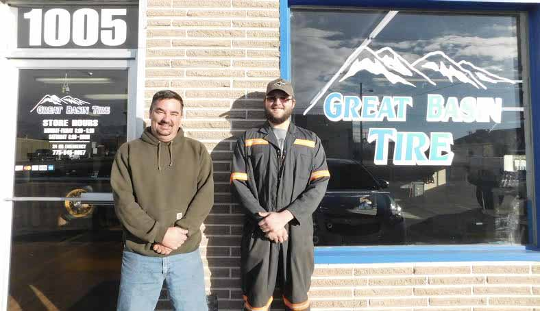Career comes full circle for tire store owner